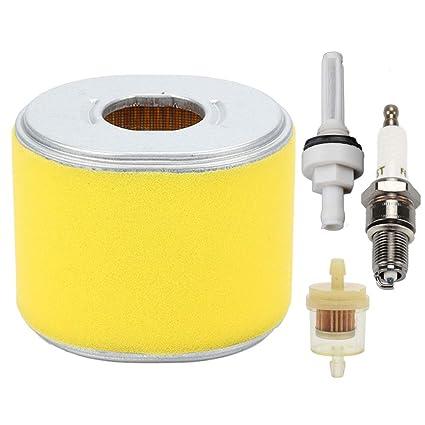 Amazon.com: Hayskill 17210-ZE3-505 - Filtro de aire para ...