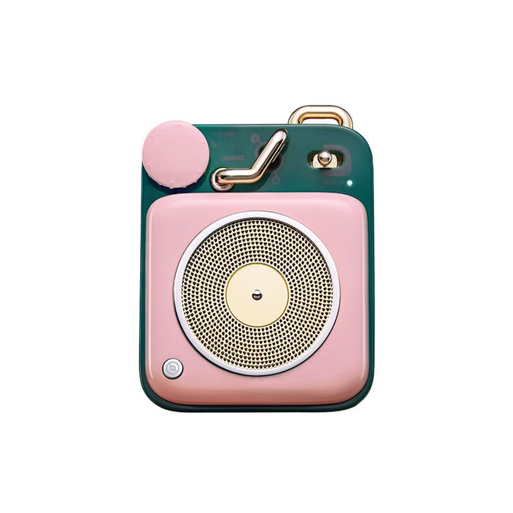 Radio MW-P1 Reproductor De Discos Atómico Rosado B612 ...