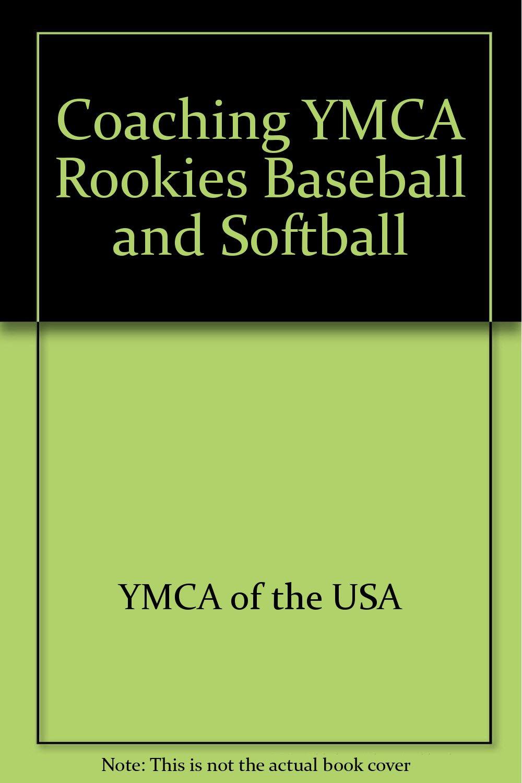 Coaching YMCA Rookies Baseball and Softball