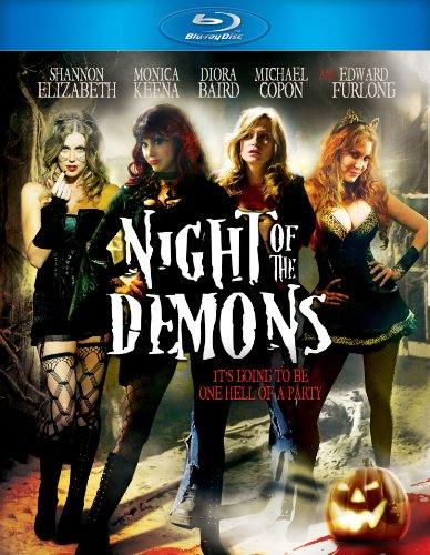 Night of the Demons [Blu-ray] -