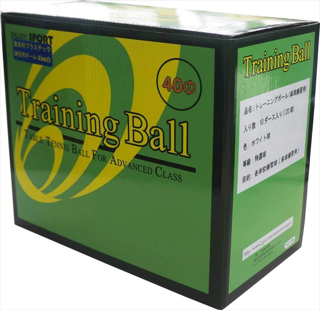 照和商事 プラスチックトレーニングボール 40mm PT40-10 ホワイト B07PHYK7ZN