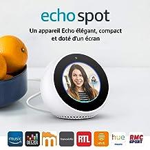 Amazon Echo Spot  : le meilleur haut de gamme