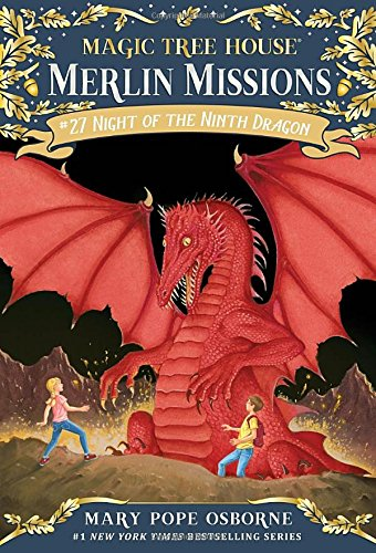 Night of the Ninth Dragon (Magic Tree House (R) Merlin Mission) (Night Magic)