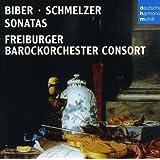 Biber Schmelzer: Sonatas