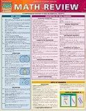 Math Review, BarCharts, Inc., 142321871X