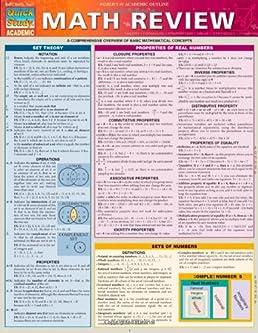 math 105 guide sheet