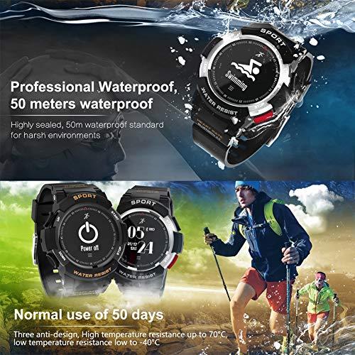 Amazon.com: XZYP F6 Smart Watch, 1