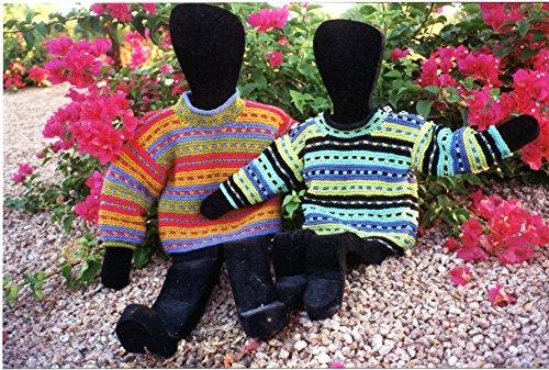 Michele Wyman's Confetti Baby Sweater Knitting Pattern S046