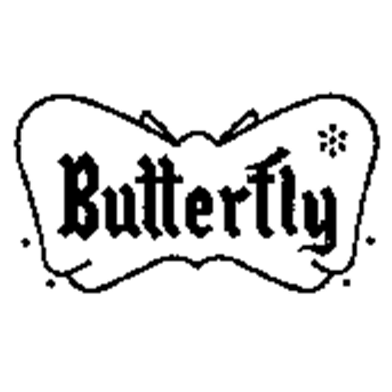 Butterfly Sriver-EL Rubber Sheet
