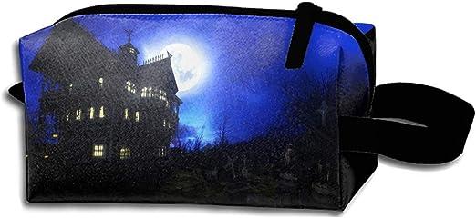 scakoko - Neceser portátil para Halloween, diseño de Despedida de Soltera: Amazon.es: Hogar