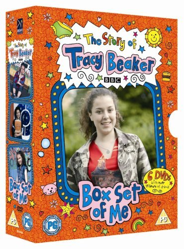 The Story of Tracy Beaker - 6-DVD Box Set ( The Story of Tracy Beaker - Box Set of Me ) ( Movie of Me / Best of Me / More of Me / Starring Me / T [ NON-USA FORMAT, PAL, Reg.2 Import - United Kingdom ]