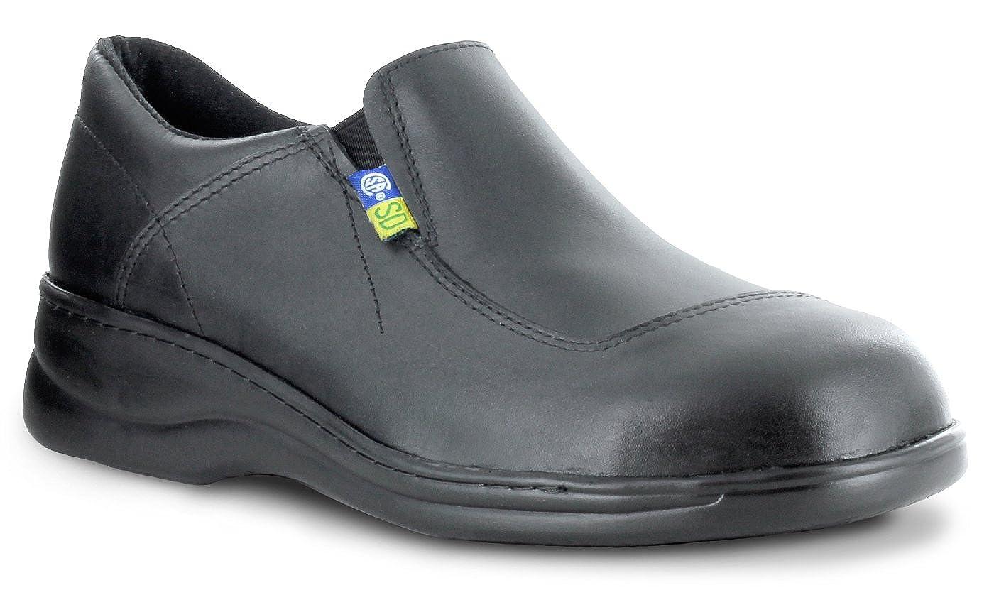 Mellow Walk Womens Jamie 4085 CSA Safety Shoe Black