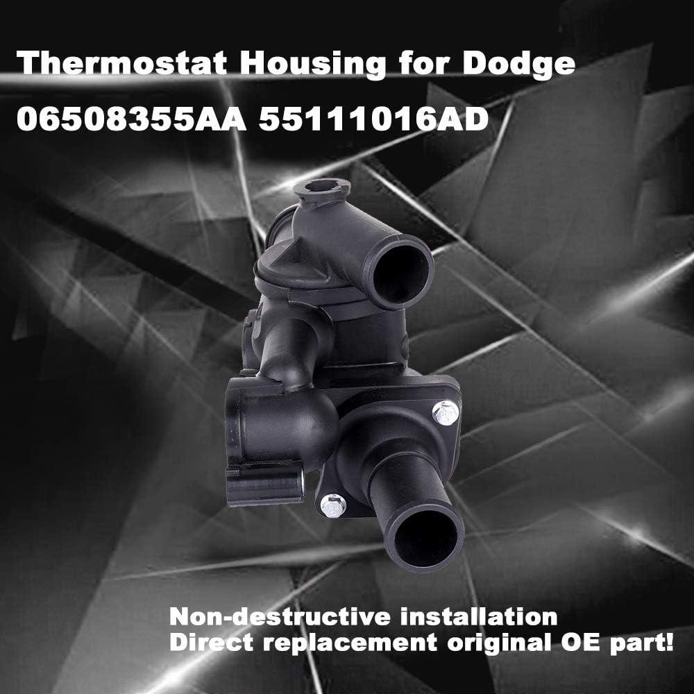 cciyu 55111016AD 902-319 kit de carcasa de termostato para ...