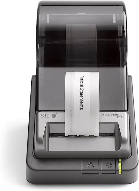 PC//Mac USB Seiko Instruments Smart Label Printer 620 2.76 inches//second