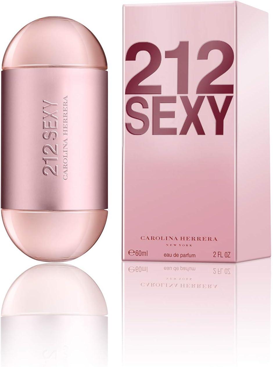 Carolina Herrera 212 Sexy Agua de Perfume Vaporizador - 60 ml ...