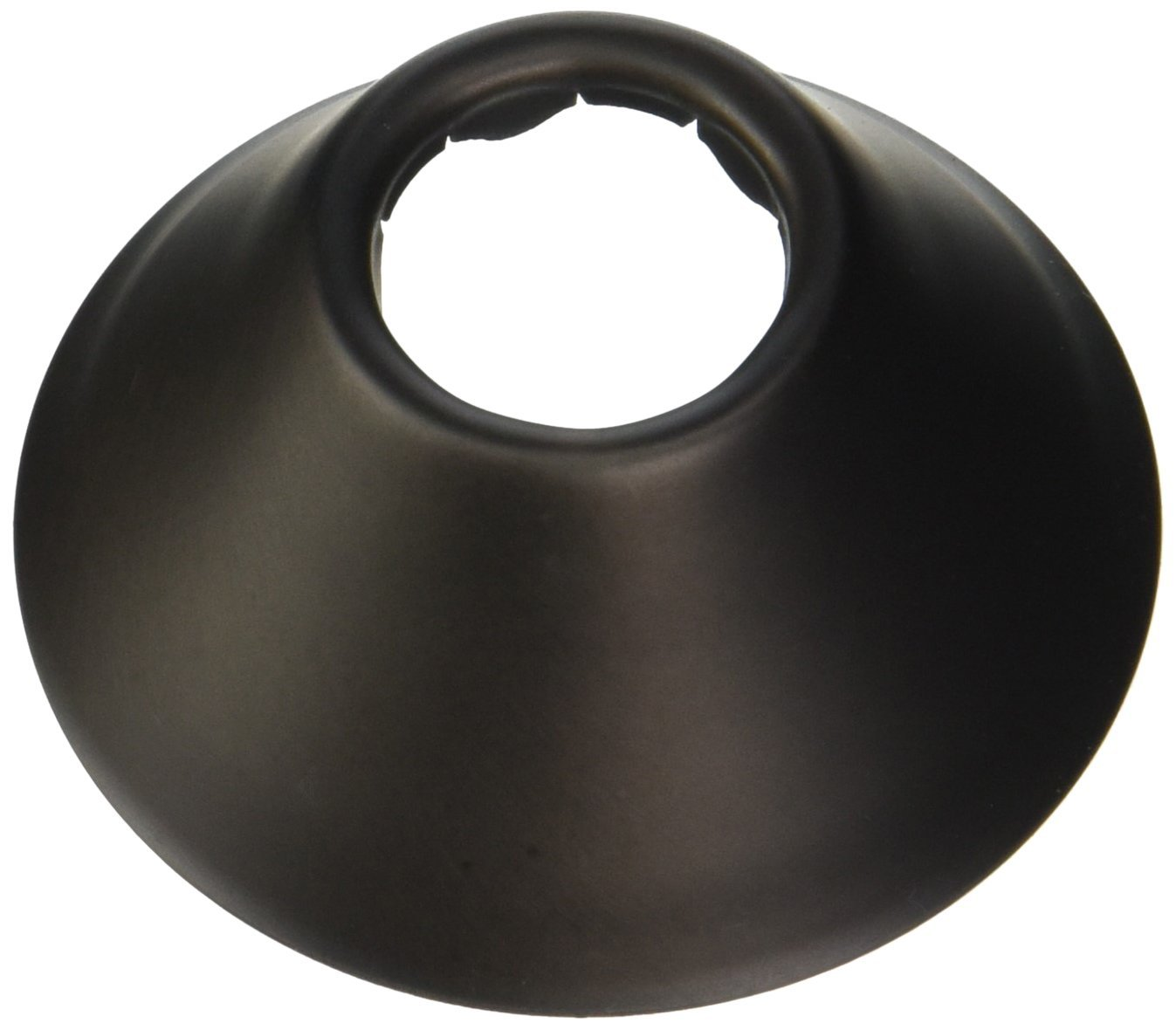 Kingston Brass FLBELL125 Nuvofusion 1/2-Inch IPS Bell Flange, Oil Rubbed Bronze