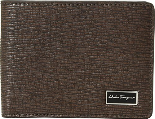 Salvatore Ferragamo  Men's Revival 3.0 Wallet - 660842 Tabacco/Tabacco One Size