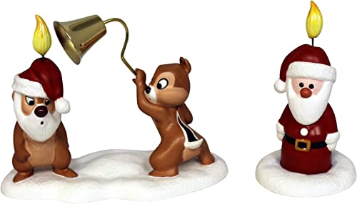 Chip and Dale Mischeif Makers includes Santa