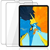Screen Protector for IPad Pro 11, 2 Pack High Touch Sensitivity PYS Paper-Like Screen Protector, PET Film Anti-Glare Anti-Fingerprint, Anti-Scratch Compatible with Apple Pencil (Not Glass)
