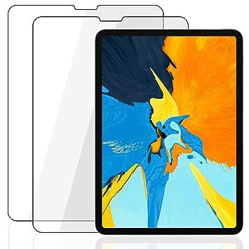 2 Pack Matte Screen Protector Film for iPad Pro 12.9 2018 Anti Glare Cover Guard