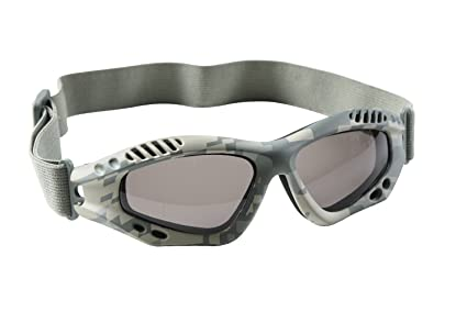 Amazon.com   10378 Army Digital Camo Ventec Tactical Goggle   Sports ... 38a202c53