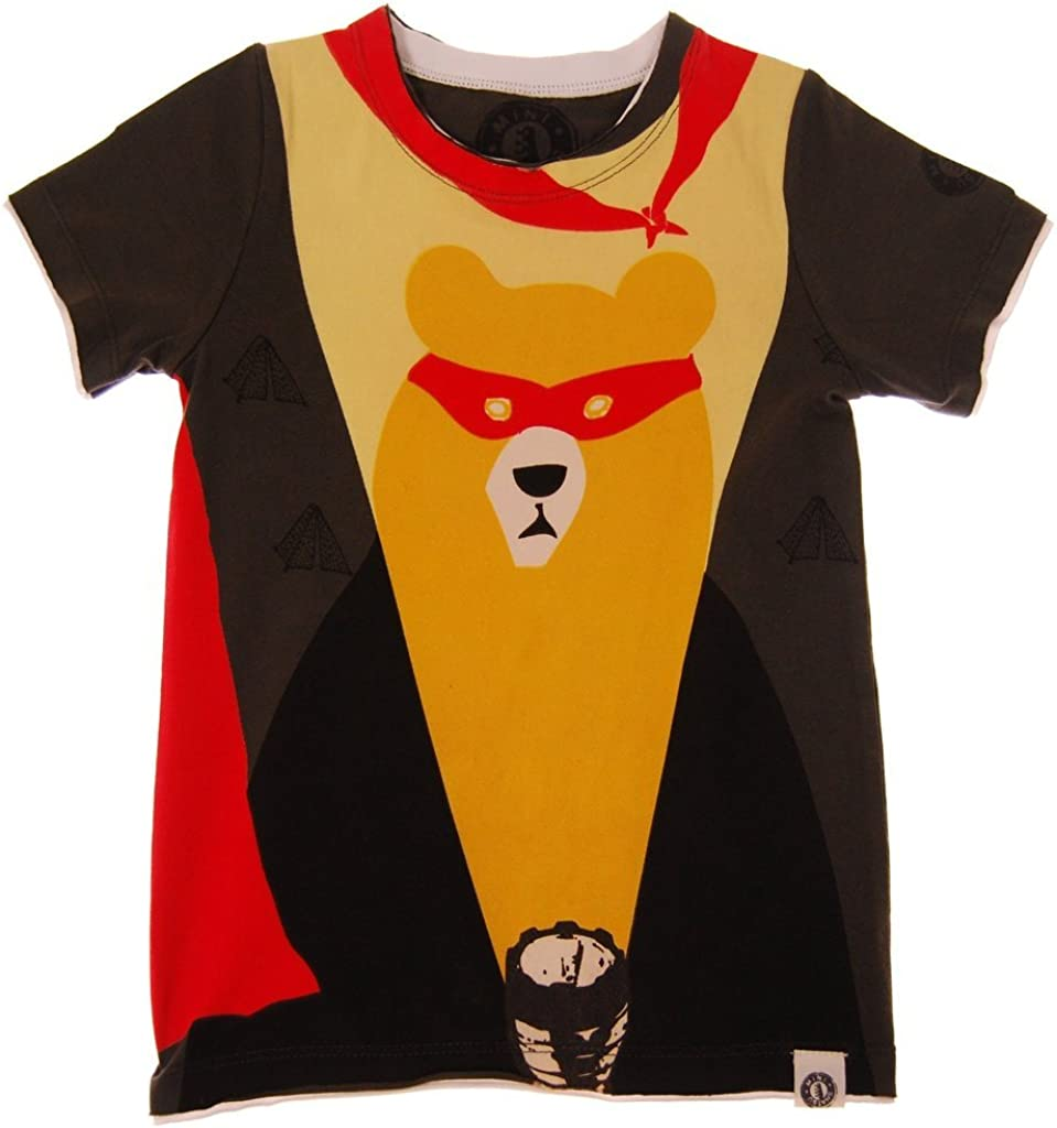 Mini Shatsu Little Boys Super Camper T-Shirt