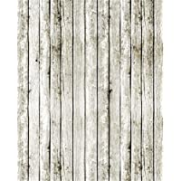 Laeacco Customizable 5x7ft Vinyl Photography Background Wood Floor Wall Scene 1.5x2.2m Backdrop Photo Studio Props
