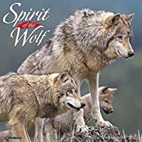 Spirit of the Wolf 2019 Wall Calendar