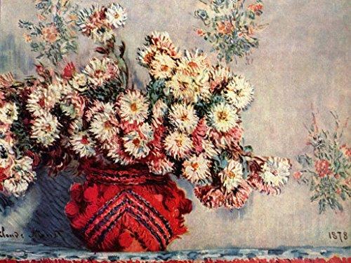 - Lais Jigsaw Claude Monet - Still Life with Chrysanthemums 200 Pieces