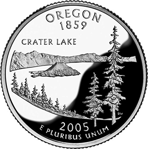 2005 P Bankroll of Oregon Statehood Uncirculated