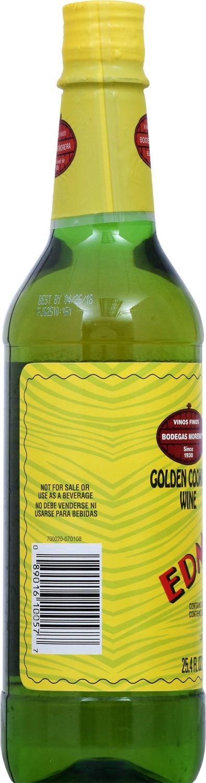 Edumundo Golden Cooking Wine, 25.4 oz by Edumundo (Image #2)