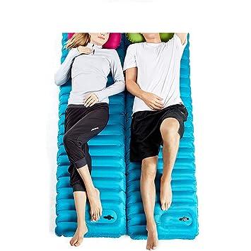 Dormire In Due Letto Singolo.Wff56 W Materassino Da Campeggio Ultraleggero Con Materassino