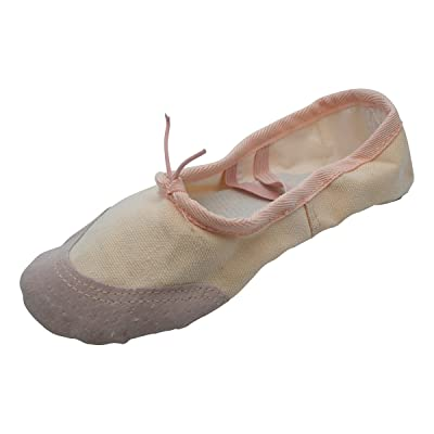 kein schmetterling Canvas Ballettschuhe, Chaussons de danse pour fille