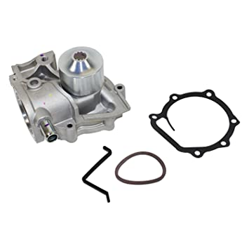61JxGlRJSXL._SY355_ amazon com gmb 160 1120 oe replacement water pump with gasket