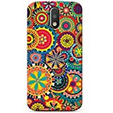 Kaira High Quality Printed Designer Back Case Cover for Motorola Moto G4 / G4 Plus ( 4rth Generation) (colorfulpattern )
