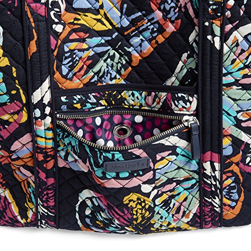 Flutter Butterfly Vera Vera Tote Bradley Vera Iconic Signature Bradley wz8qT1