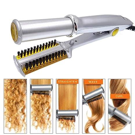 HAIR-BEAUTY Cepillo para el Cabello Alisador rápido para el ...