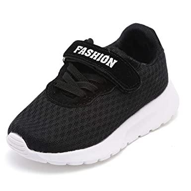 e5867fde83824 Amazon.com  Baby Toddler Boys Girls Kids Tennis Shoes Sneaker 3-12 ...