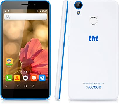 THL T9 - 4G Smartphone Libre Android 6.0 (Pantalla 5.5 IPS ...