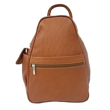 9a055da0b9 Piel Leather Tri-Shaped Sling Bag