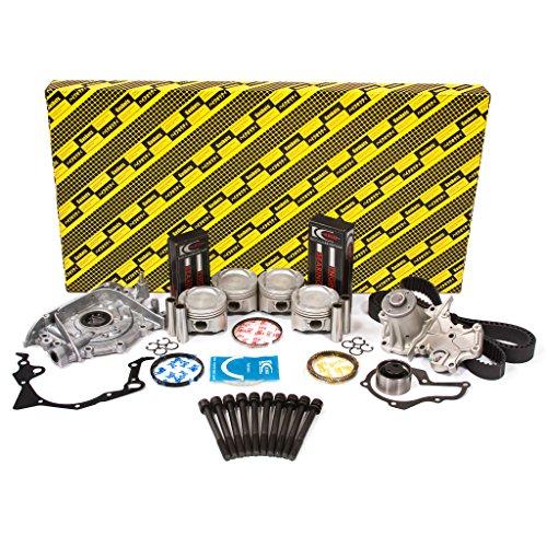 (Evergreen OK8008AM/2/0/0 92-95 Suzuki Sidekick 1.6L SOHC 16V G16KV Master Overhaul Engine Rebuild Kit)