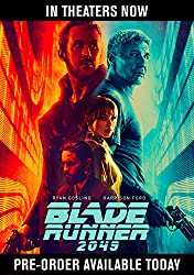 Blade Runner 2049 (Blu-ray + DVD + Digital Combo Pack)