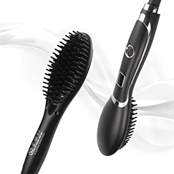 Amazon.com: Veru ETERNITY - Cepillo alisador de pelo ...