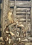 """BRIAN FROUD Limited Edition Print """"TROLL"""