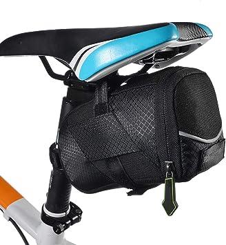 BOLSAS de SillíN para Bicicleta, MTB Impermeable para Bicicleta ...