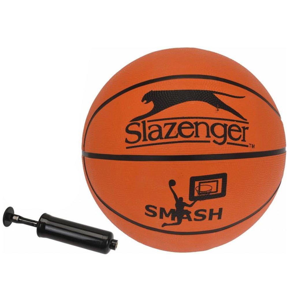 Bakaji Balón de baloncesto con bomba Baloncesto para niños Juegos ...