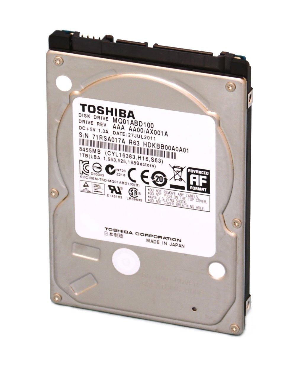 Toshiba MQ01ABD075 750GB Internal hard disk
