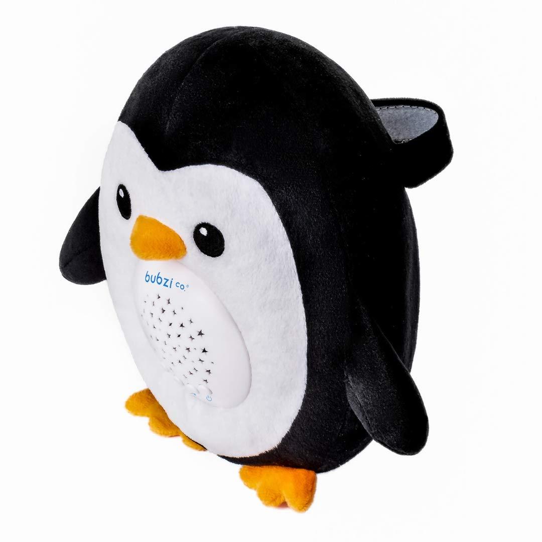 Bubzi Co Baby Toys Penguin White Noise Sound Machine