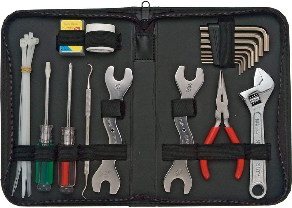 Innovative Scuba Concepts Deluxe Diver Tool & Repair Kit