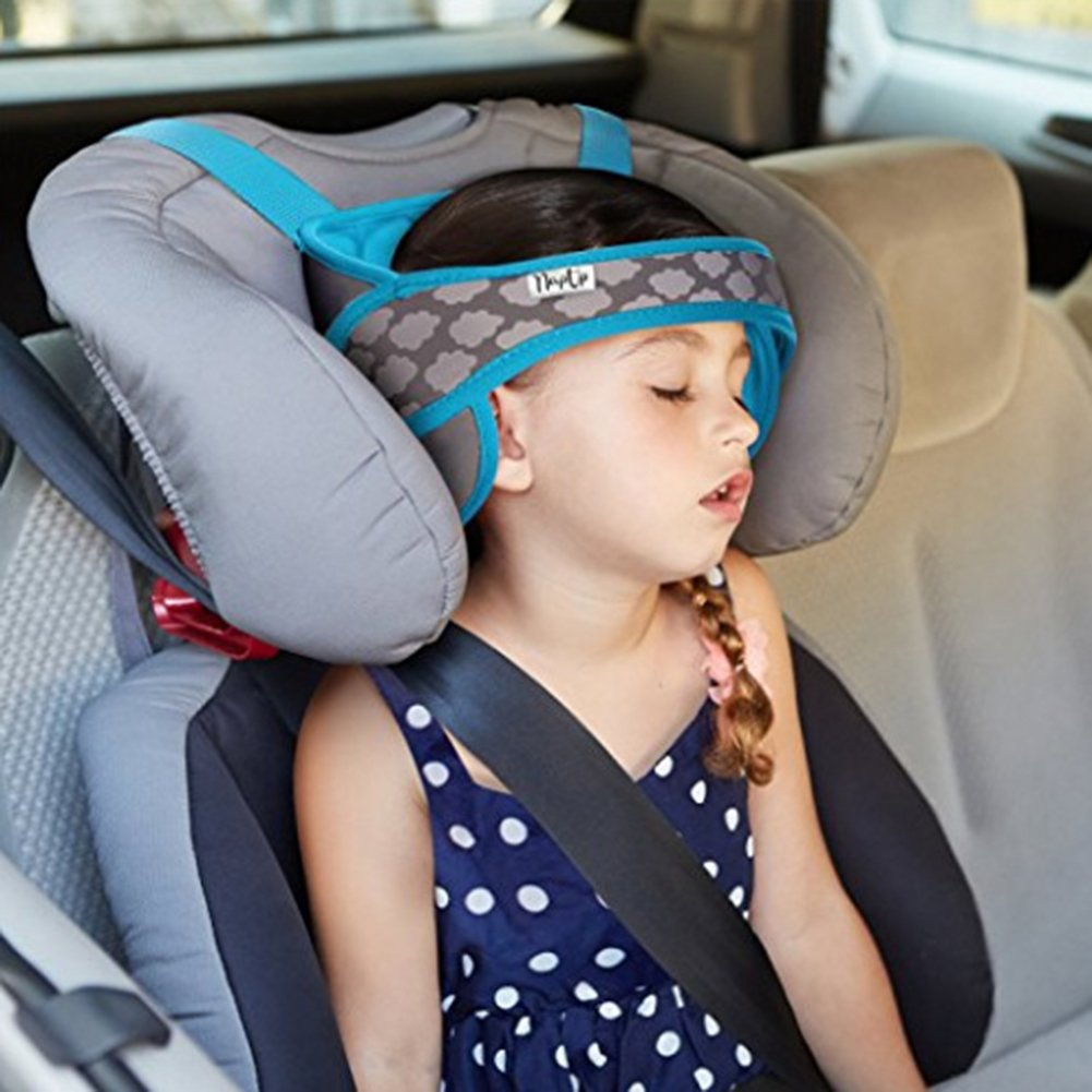 Childrens Headrest,Car Safe Seat Head Support for Protection Kids Sleeping and Assistance Tool for Passenger by Roful (Image #4)
